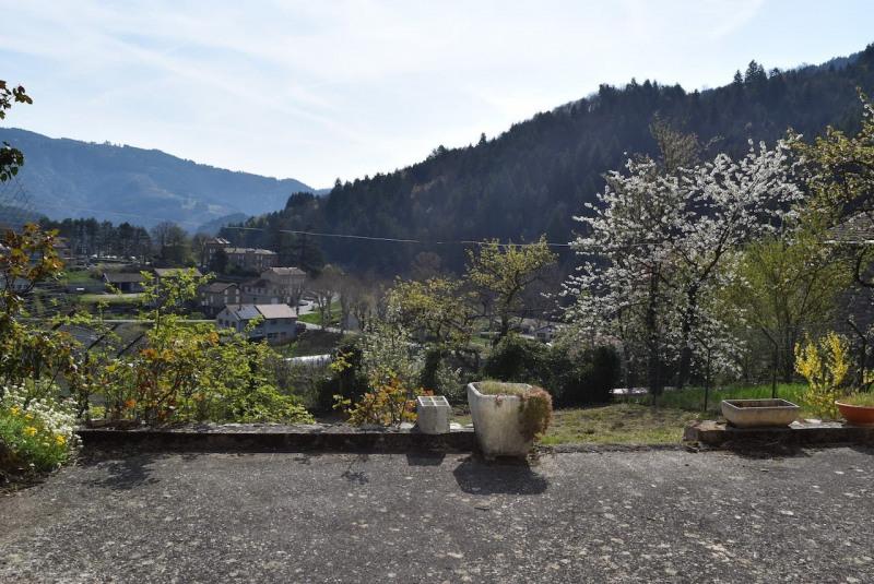 Sale house / villa St martin de valamas 114000€ - Picture 2