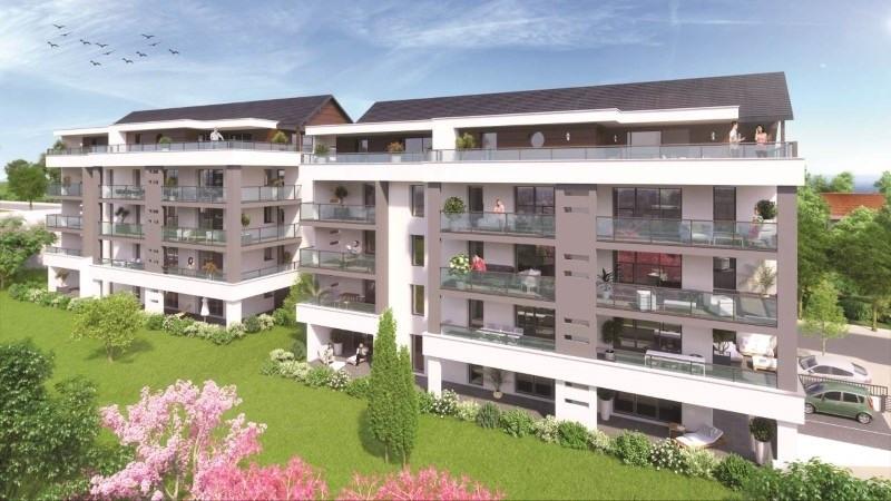 Vente appartement La roche-sur-foron 298000€ - Photo 1