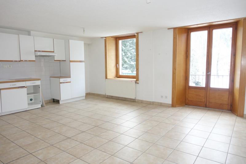 Vente appartement Bois-d'amont 169000€ - Photo 1