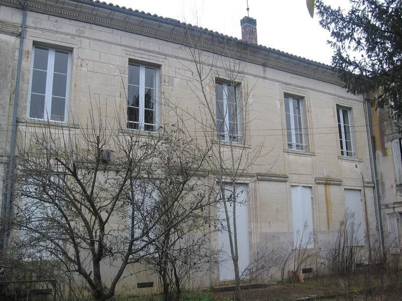 Vente immeuble Montguyon 144 000€ - Photo 1