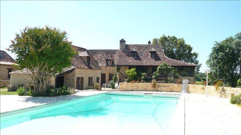 Vente de prestige maison / villa Le buisson de cadouin 749000€ - Photo 1