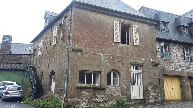 Sale house / villa Bazouges-la-pérouse 102 125€ - Picture 1