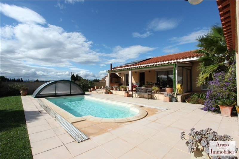 Vente maison / villa Rivesaltes 326 000€ - Photo 1