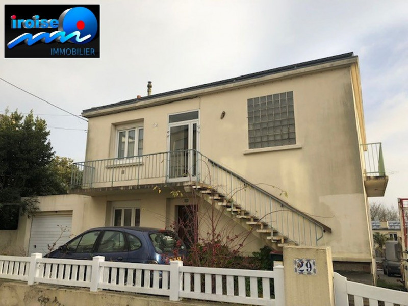 Investment property building Brest 160500€ - Picture 1