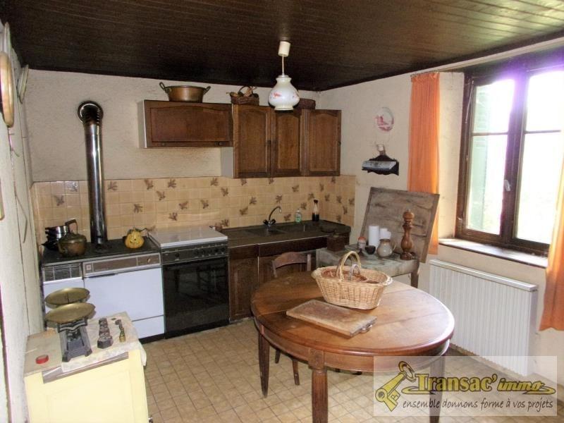 Vente maison / villa Escoutoux 68670€ - Photo 2