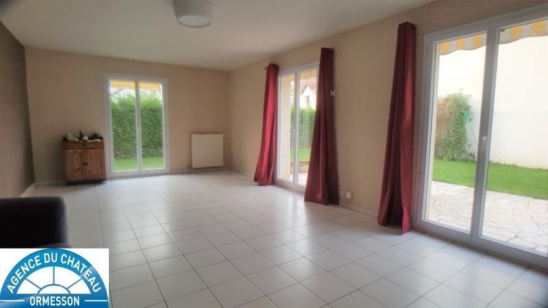 Vente maison / villa Noiseau 410000€ - Photo 2