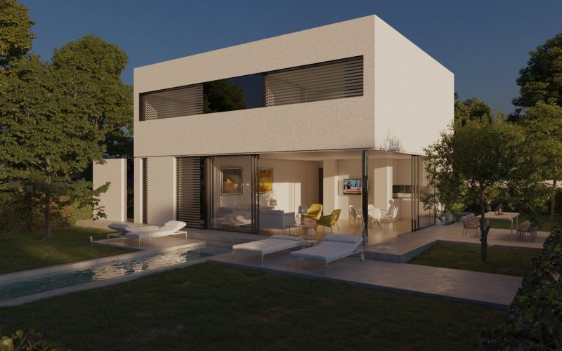 Caluire/vassieux- projet villa contemporaine T5 de 162m²