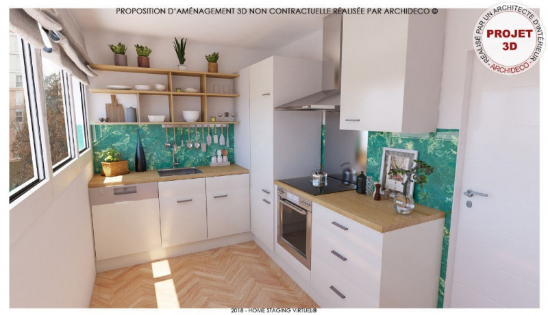 Vente appartement Colomiers 99 900€ - Photo 2
