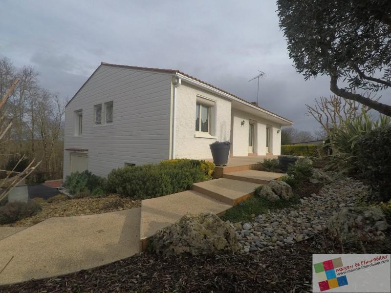 Vente maison / villa Merpins 235400€ - Photo 1