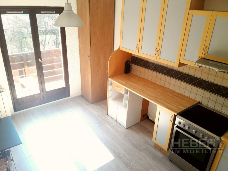 Appartement 2 pièces en duplex a vendre a sallanches 74700