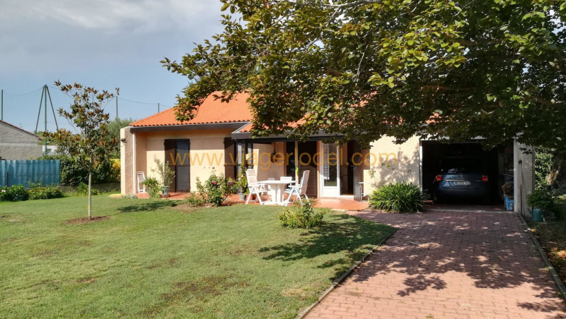 Life annuity house / villa Toulouse 125000€ - Picture 2