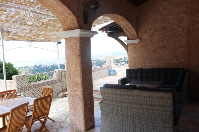 Vacation rental house / villa Les issambres 1 520€ - Picture 20