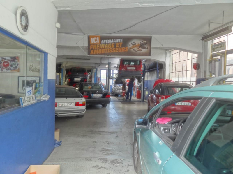 Commercial property sale shop Gaillard 140000€ - Picture 2