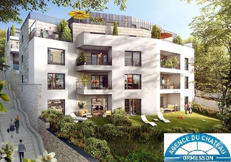 Vente de prestige appartement Ormesson sur marne 260000€ - Photo 1