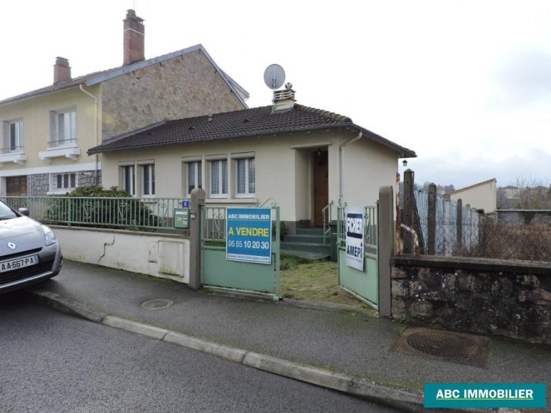 Vente maison / villa Condat sur vienne 126260€ - Photo 1