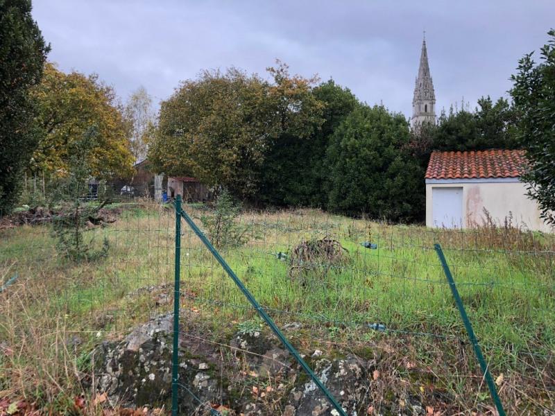 Vente terrain La limouziniere 41000€ - Photo 5