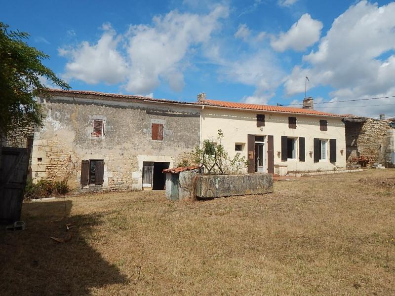 Vente maison / villa Grezac 160000€ - Photo 1