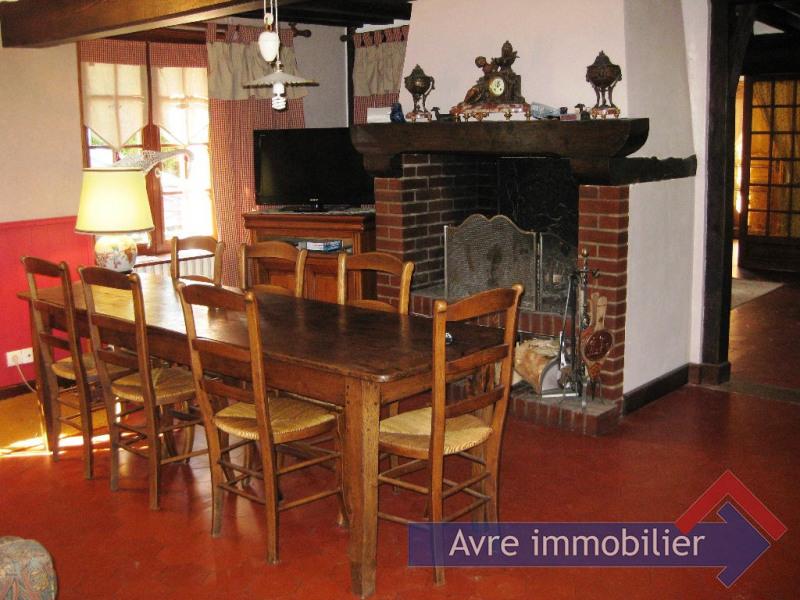 Vente maison / villa Verneuil d'avre et d'iton 205000€ - Photo 4