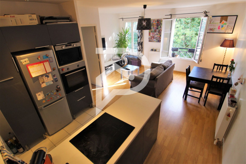 Vente appartement Franconville 209 000€ - Photo 2