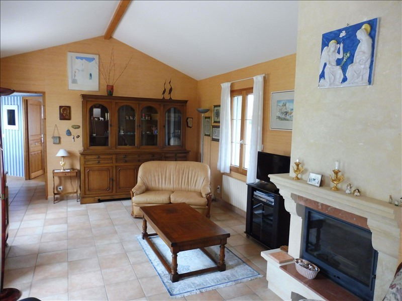 Vente maison / villa Roussay 273 770€ - Photo 4