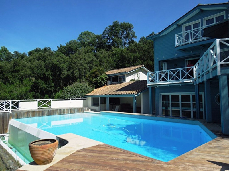 Venta de prestigio  casa Seignosse 2633000€ - Fotografía 1