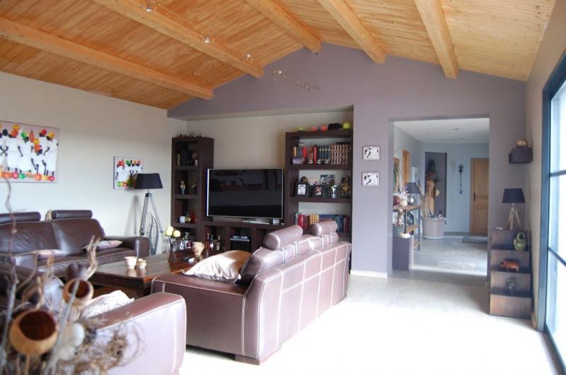 Sale house / villa Villedoux 420000€ - Picture 2