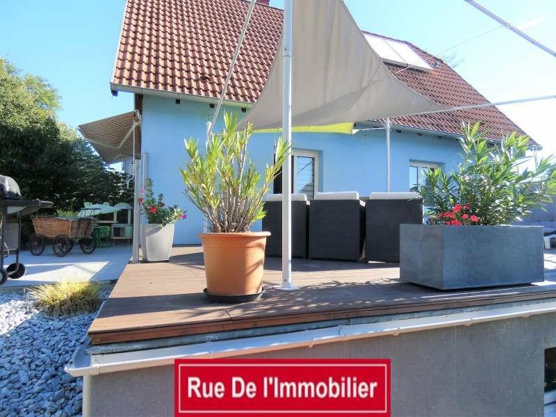 Sale house / villa Haguenau 318000€ - Picture 1