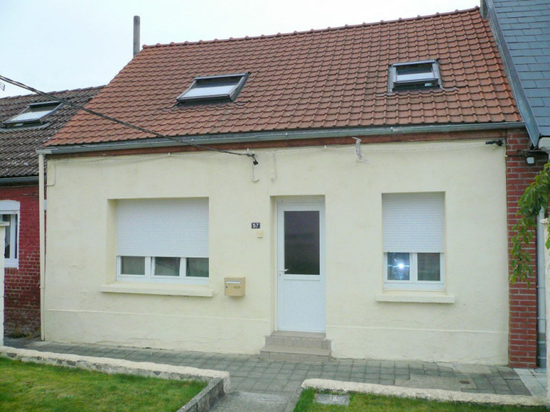 Rental house / villa Rieux en cambresis 450€ CC - Picture 1