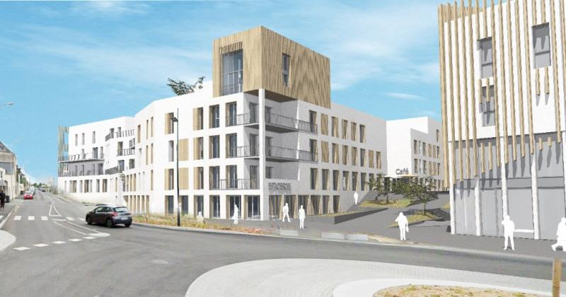 Vente appartement Laval 202000€ - Photo 10