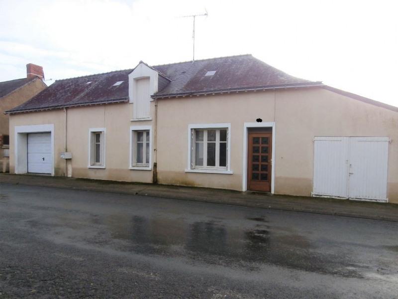 Vente maison / villa Ombree d'anjou 50000€ - Photo 1