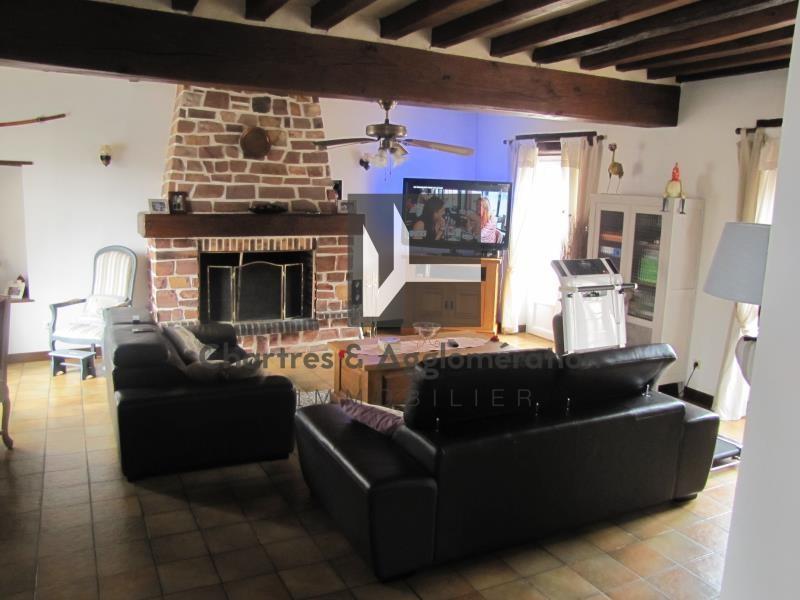 Sale house / villa La loupe 132150€ - Picture 3