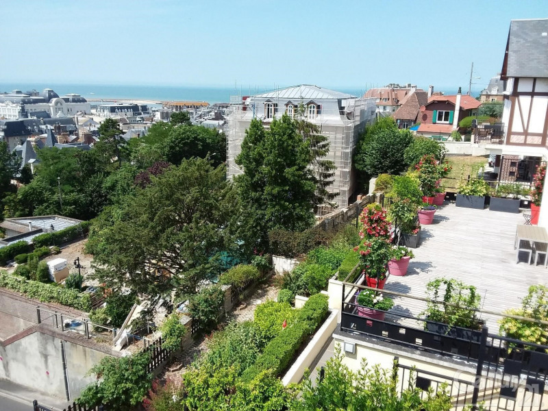 Verkoop  appartement Trouville sur mer 224000€ - Foto 14