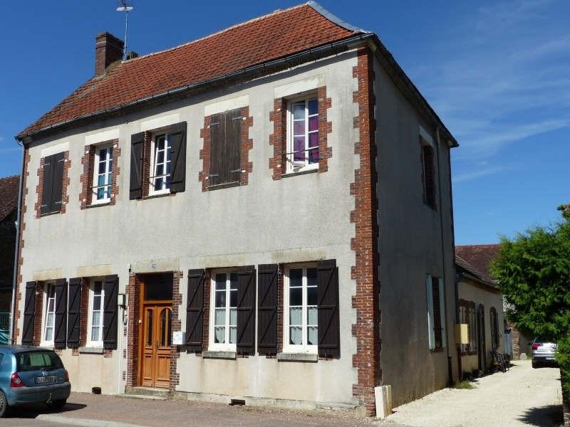 Vente maison / villa Neuvy sautour 106000€ - Photo 1
