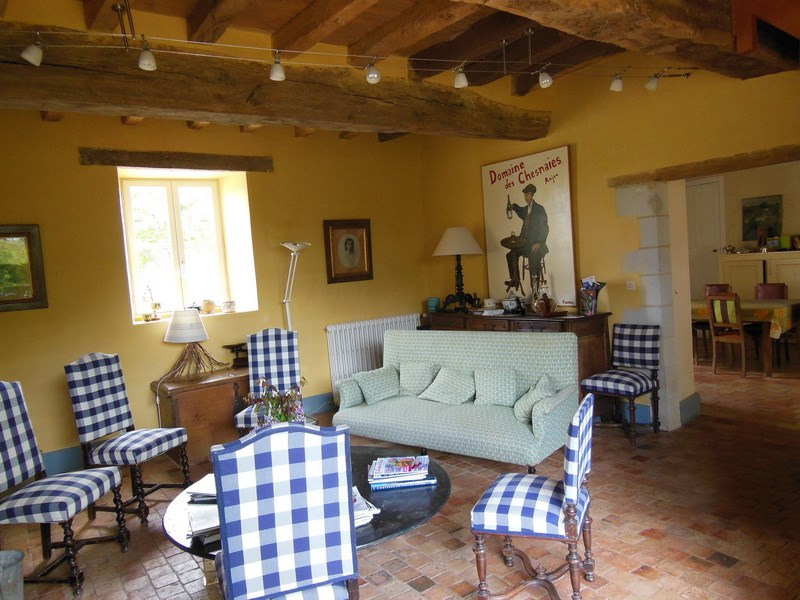 Deluxe sale house / villa Angers 25 mn sud 945 000€ - Picture 5