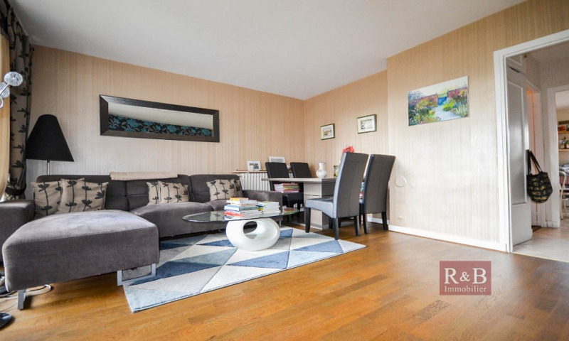 Vente appartement Bois d'arcy 262 500€ - Photo 2