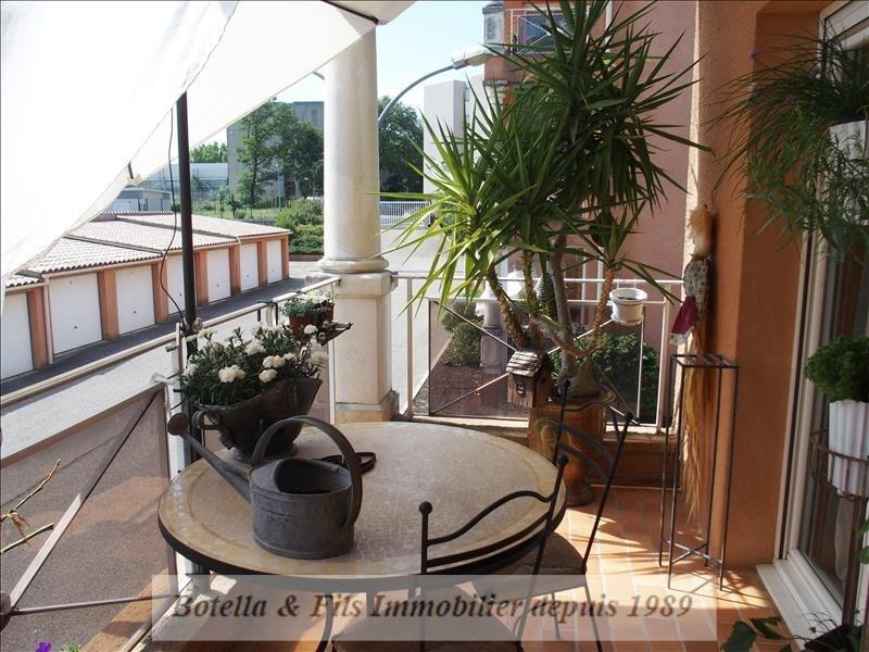 Vendita appartamento Bagnols sur ceze 172000€ - Fotografia 1