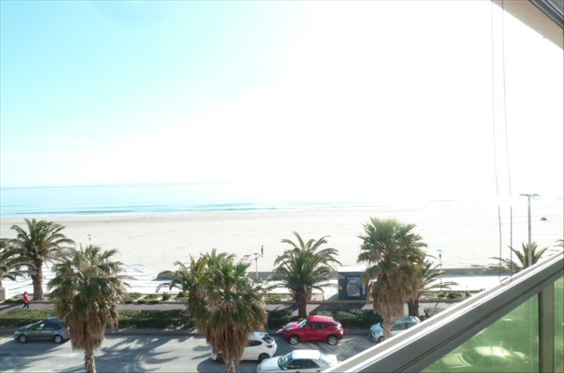 Sale apartment Canet plage 185000€ - Picture 1