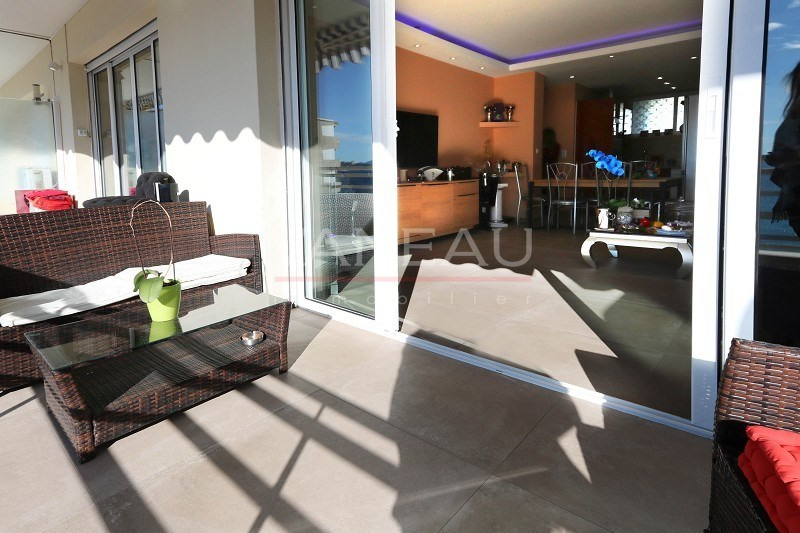 Vente de prestige appartement Juan les pins 492 900€ - Photo 9