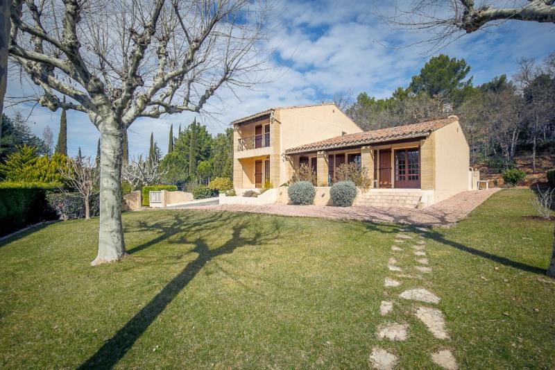 Vente de prestige maison / villa Aix en provence 860000€ - Photo 1