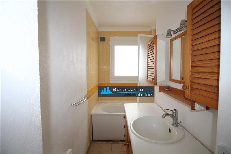 Vendita appartamento Sartrouville 151000€ - Fotografia 7