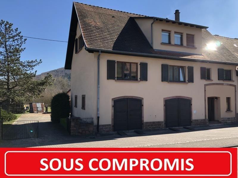 Vente maison / villa Dambach 222990€ - Photo 1