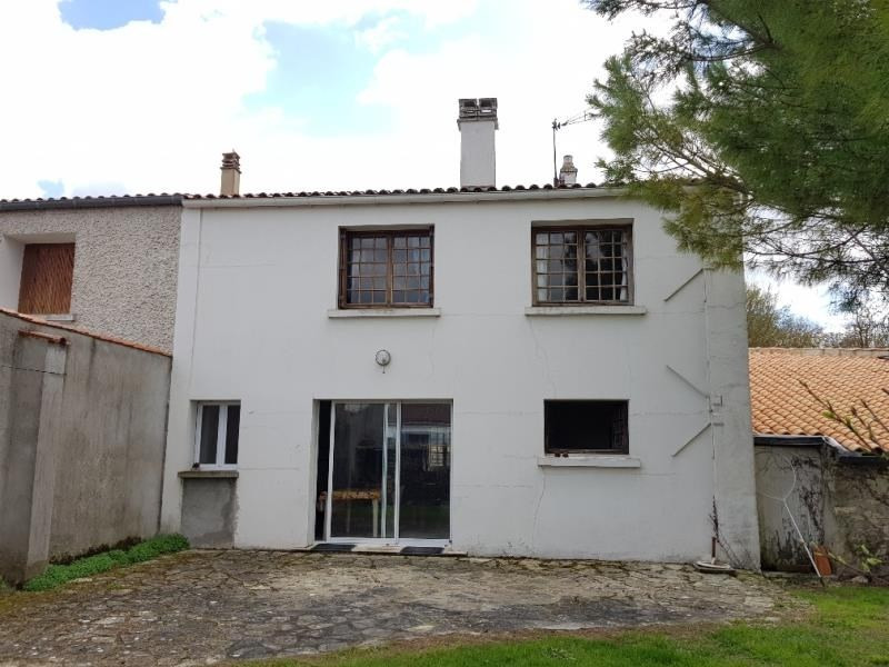 Verkoop  huis Salles sur mer 231660€ - Foto 1