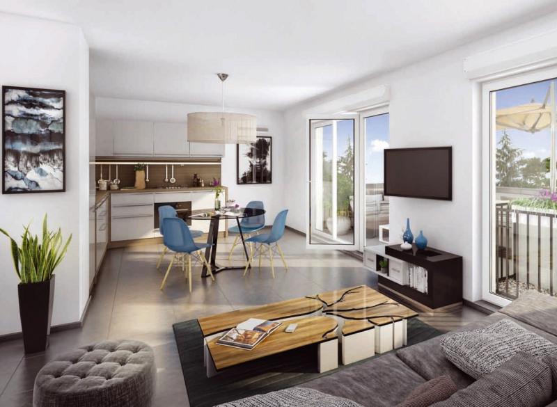 PLEIN SUD: Appartement 3 pièces et balcon - 20462