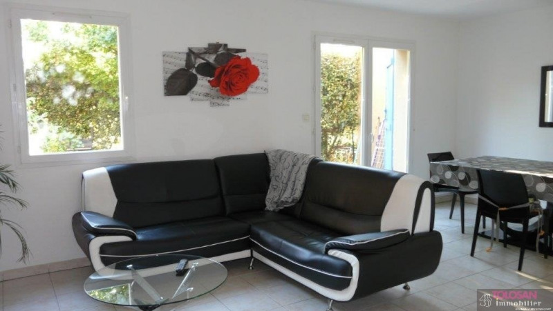 Location maison / villa Baziege 730€ CC - Photo 1