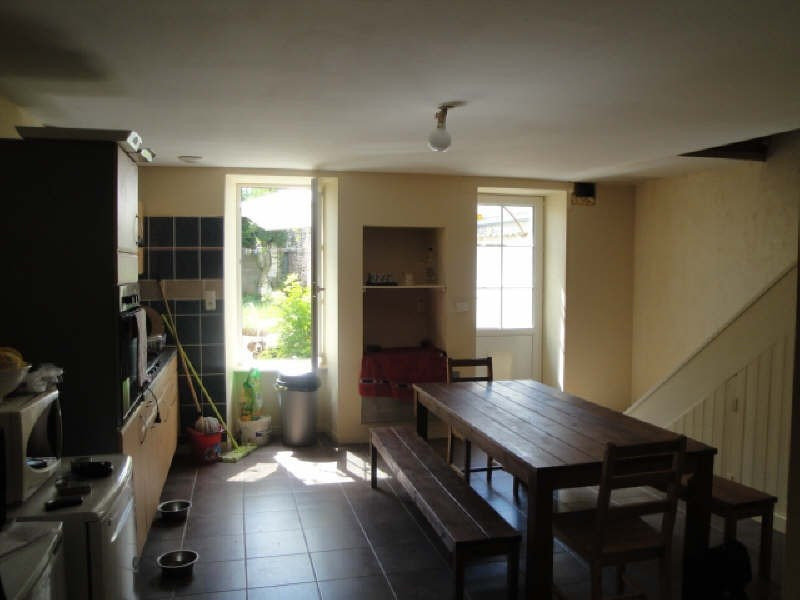 Vente maison / villa La mothe st heray 54 900€ - Photo 3