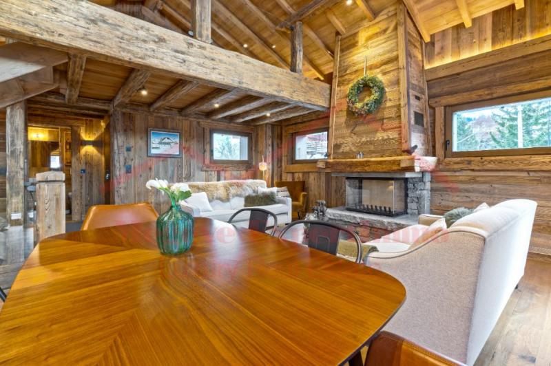 Vente de prestige maison / villa Megeve 1450000€ - Photo 3