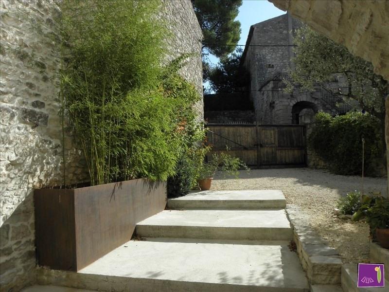 Verkoop van prestige  huis Barjac 469000€ - Foto 13