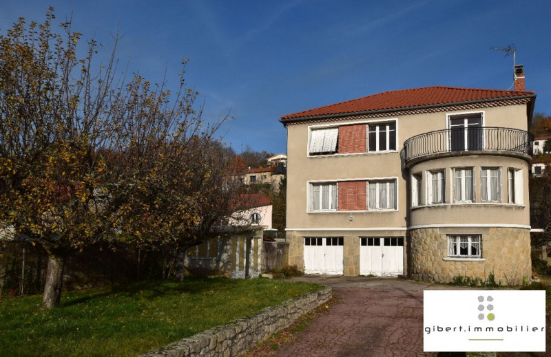 Vente maison / villa Brives charensac 250000€ - Photo 1