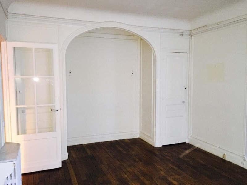Rental apartment Paris 16ème 1800€ CC - Picture 1