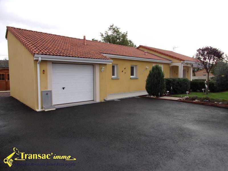 Vente maison / villa Thiers 239000€ - Photo 1
